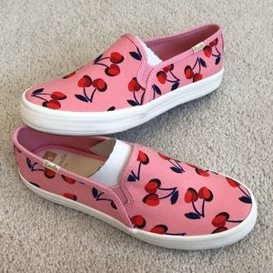 NWB Kate Spade ♠️ Cherry Sneakers 🍒
